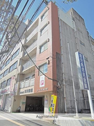 鹿児島県鹿児島市、二中通駅徒歩8分の築38年 5階建の賃貸マンション