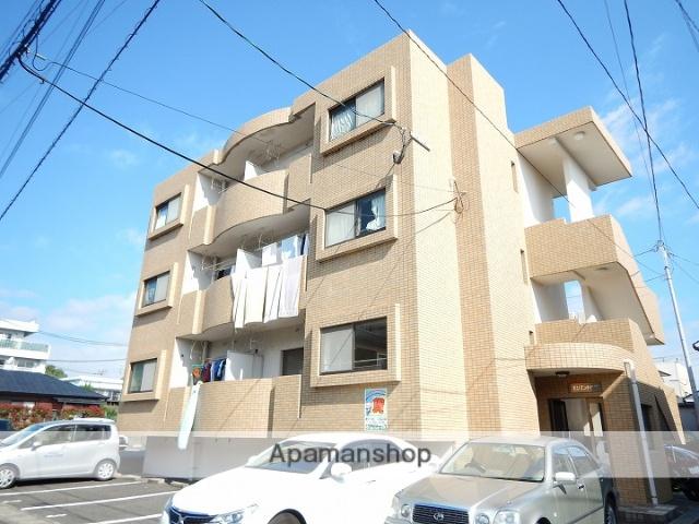 鹿児島県鹿児島市、南鹿児島駅徒歩20分の築21年 3階建の賃貸マンション