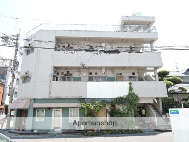 鹿児島県鹿児島市、鹿児島中央駅徒歩14分の築41年 3階建の賃貸マンション