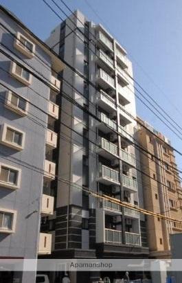 鹿児島県鹿児島市、都通駅徒歩5分の築1年 10階建の賃貸マンション