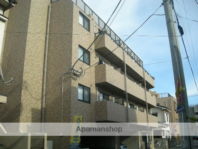 鹿児島県鹿児島市、鴨池駅徒歩9分の築9年 5階建の賃貸マンション