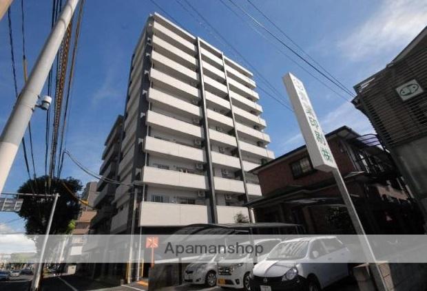 鹿児島県鹿児島市、鹿児島中央駅徒歩5分の築2年 10階建の賃貸マンション