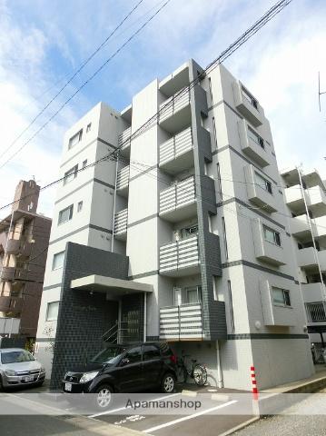 鹿児島県鹿児島市、二中通駅徒歩8分の築4年 5階建の賃貸マンション