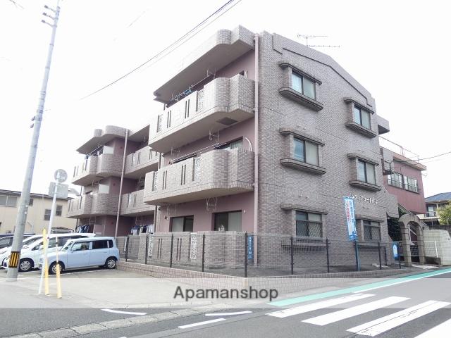 鹿児島県鹿児島市、宇宿駅徒歩16分の築23年 3階建の賃貸マンション