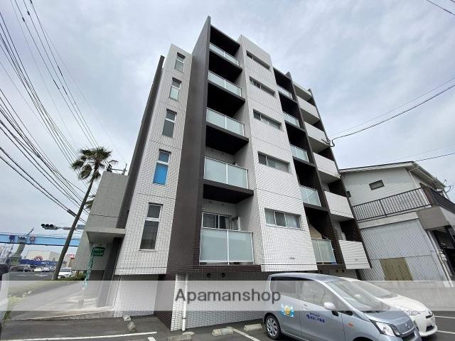 鹿児島県鹿児島市、宇宿駅徒歩10分の築5年 5階建の賃貸マンション
