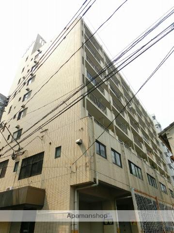 鹿児島県鹿児島市、都通駅徒歩5分の築33年 8階建の賃貸マンション