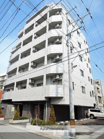鹿児島県鹿児島市、武之橋駅徒歩13分の築4年 7階建の賃貸マンション