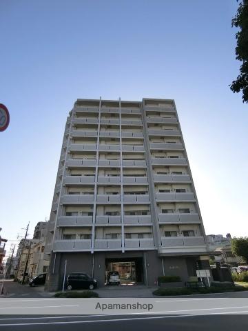 鹿児島県鹿児島市、新屋敷駅徒歩12分の築12年 10階建の賃貸マンション