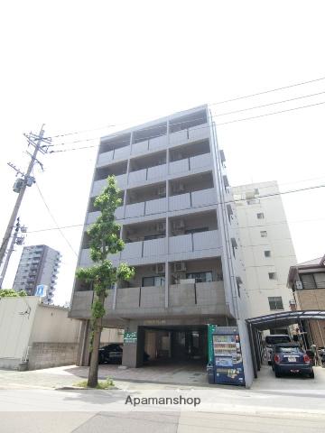 鹿児島県鹿児島市、朝日通駅徒歩11分の築7年 6階建の賃貸マンション
