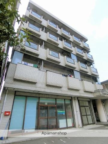 鹿児島県鹿児島市、鹿児島駅徒歩13分の築27年 5階建の賃貸マンション