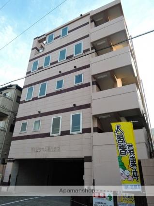 鹿児島県鹿児島市、武之橋駅徒歩7分の築21年 5階建の賃貸マンション