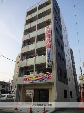 鹿児島県鹿児島市、荒田八幡駅徒歩10分の新築 9階建の賃貸マンション