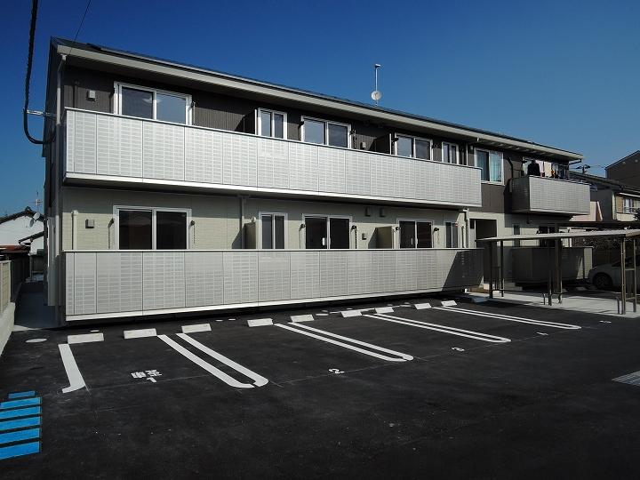 鹿児島県鹿児島市、鹿児島中央駅徒歩39分の新築 2階建の賃貸アパート