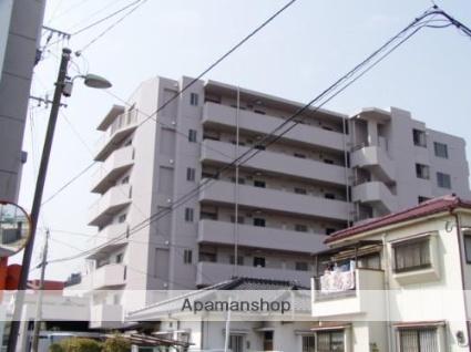 鹿児島県鹿児島市、武之橋駅徒歩10分の築10年 7階建の賃貸マンション