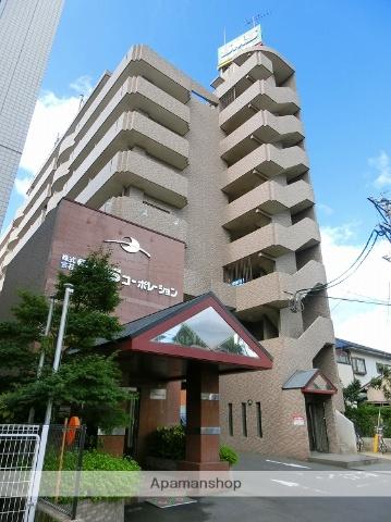 鹿児島県鹿児島市、神田(交通局前)駅徒歩5分の築19年 8階建の賃貸マンション