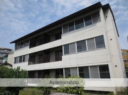 鹿児島県鹿児島市、荒田八幡駅徒歩11分の築32年 3階建の賃貸マンション
