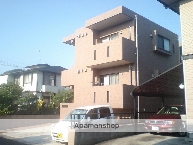 鹿児島県鹿児島市、広木駅徒歩41分の築10年 2階建の賃貸マンション