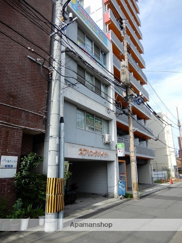 鹿児島県鹿児島市、都通駅徒歩4分の築36年 4階建の賃貸マンション