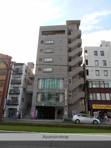 鹿児島県鹿児島市、騎射場駅徒歩5分の築12年 9階建の賃貸マンション