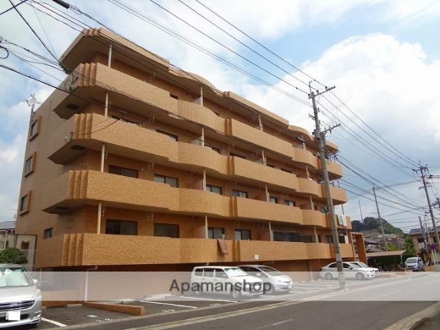 鹿児島県鹿児島市、谷山駅徒歩15分の築21年 4階建の賃貸マンション