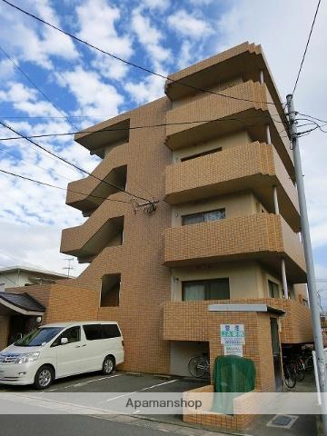 鹿児島県鹿児島市、宇宿駅徒歩10分の築20年 4階建の賃貸マンション