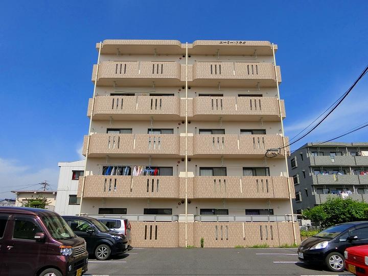 鹿児島県鹿児島市、谷山駅徒歩4分の築10年 5階建の賃貸マンション