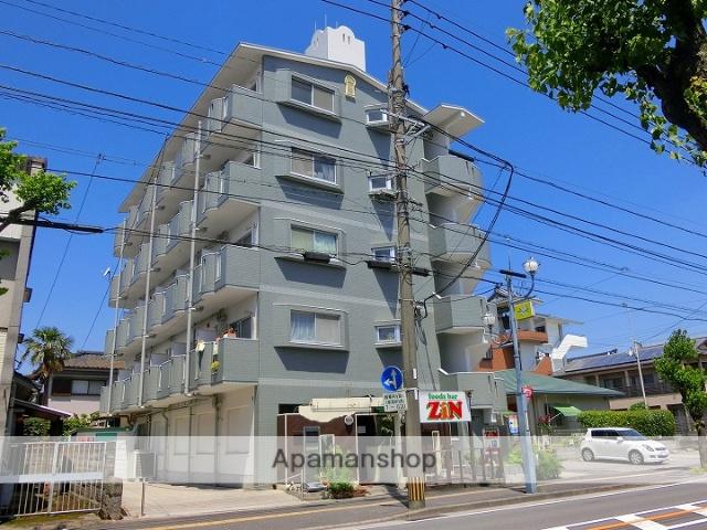 鹿児島県鹿児島市、谷山駅徒歩13分の築23年 5階建の賃貸マンション