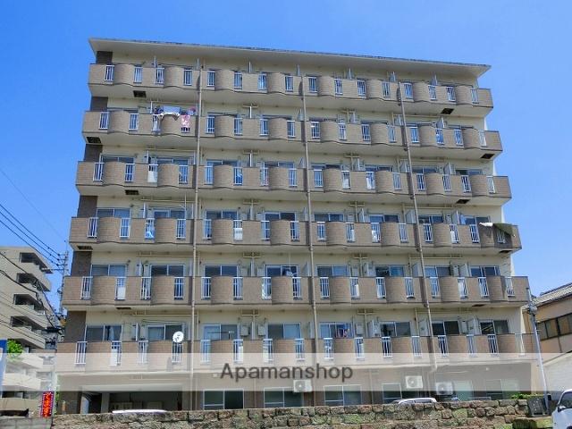 鹿児島県鹿児島市、谷山駅徒歩11分の築20年 7階建の賃貸マンション