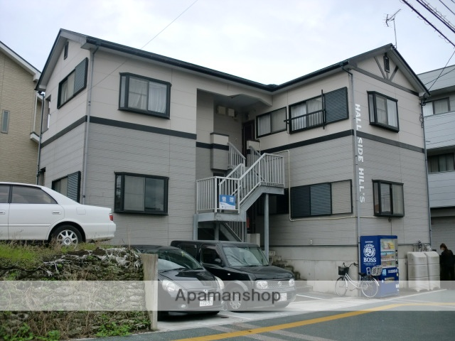 鹿児島県鹿児島市、谷山駅徒歩12分の築17年 2階建の賃貸アパート