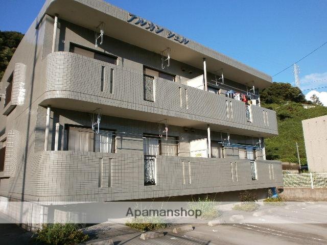 鹿児島県鹿児島市、宇宿駅徒歩13分の築13年 2階建の賃貸マンション