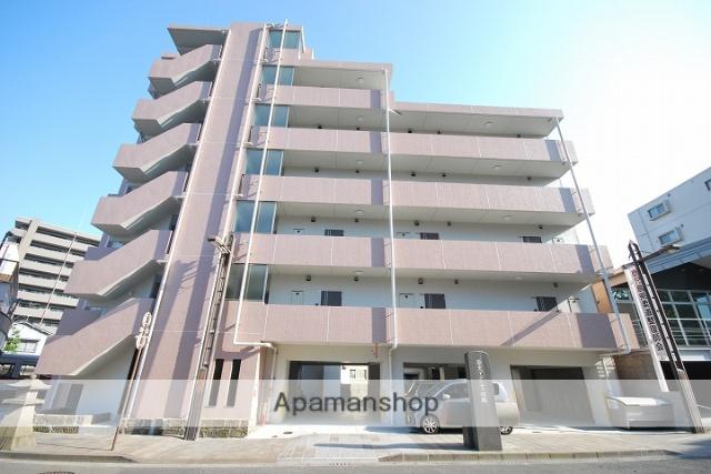 鹿児島県鹿児島市、鹿児島駅徒歩9分の築1年 7階建の賃貸マンション