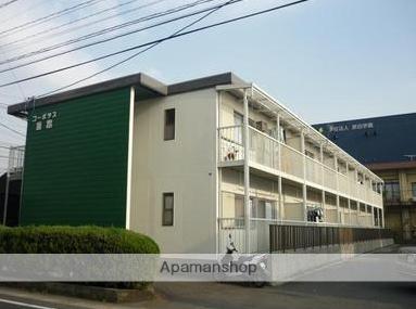 鹿児島県鹿児島市、谷山駅徒歩13分の築33年 2階建の賃貸アパート