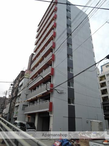 鹿児島県鹿児島市、都通駅徒歩3分の築1年 11階建の賃貸マンション