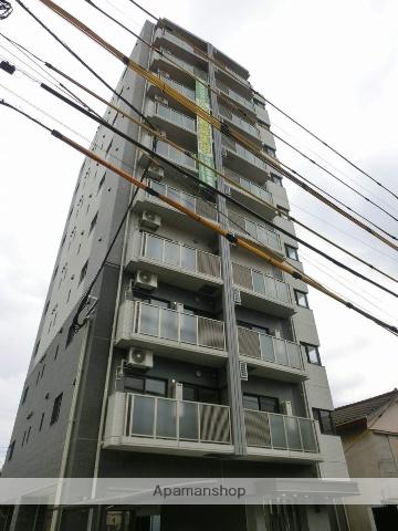鹿児島県鹿児島市、騎射場駅徒歩7分の新築 10階建の賃貸マンション