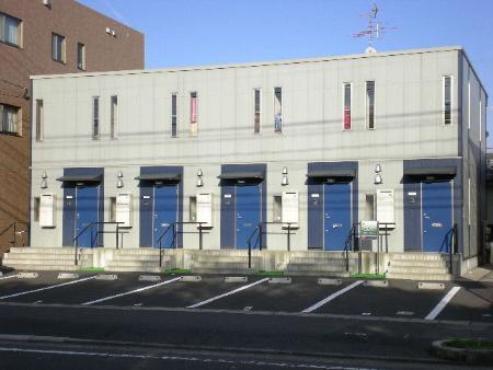 鹿児島県鹿児島市、慈眼寺駅徒歩5分の築11年 2階建の賃貸テラスハウス