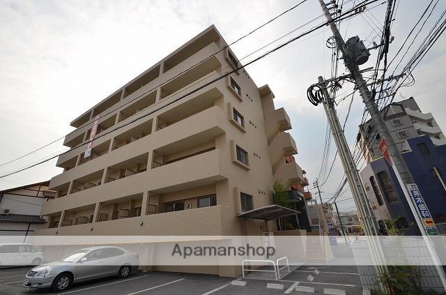 鹿児島県鹿児島市、笹貫駅徒歩4分の築4年 5階建の賃貸マンション
