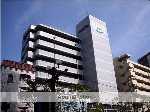 鹿児島県鹿児島市、都通駅徒歩4分の築38年 9階建の賃貸マンション