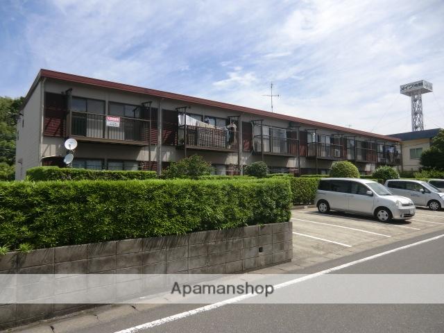鹿児島県鹿児島市、谷山駅徒歩15分の築29年 2階建の賃貸アパート