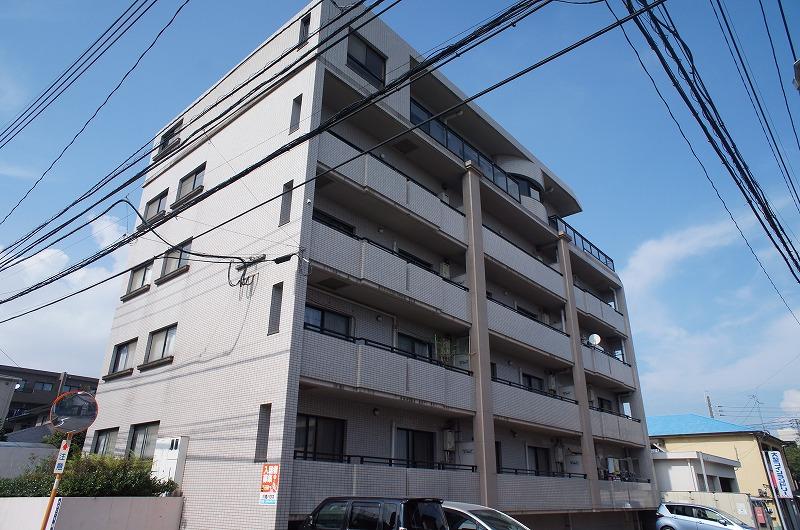 鹿児島県鹿児島市、宇宿駅徒歩17分の築21年 6階建の賃貸マンション