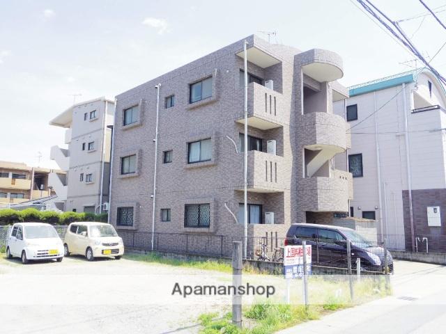鹿児島県鹿児島市、宇宿駅徒歩5分の築17年 3階建の賃貸マンション