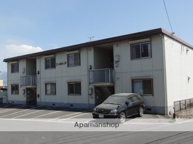 鹿児島県鹿児島市の築31年 2階建の賃貸アパート