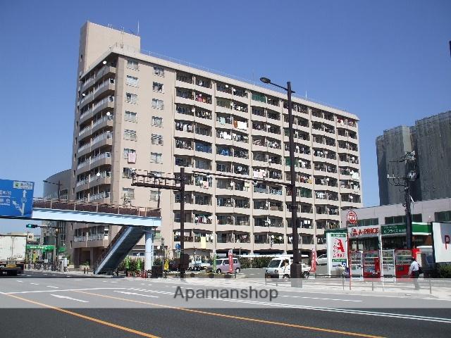 鹿児島県鹿児島市、鹿児島中央駅徒歩28分の築43年 11階建の賃貸マンション
