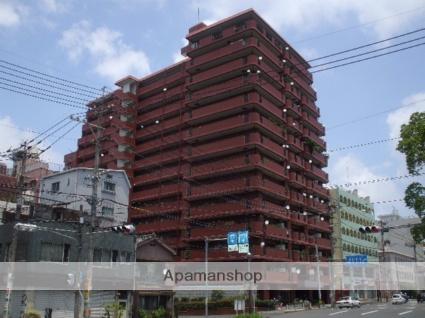 鹿児島県鹿児島市、鹿児島中央駅徒歩20分の築34年 14階建の賃貸マンション