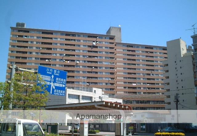 鹿児島県鹿児島市、甲東中学校前駅徒歩4分の築43年 16階建の賃貸マンション