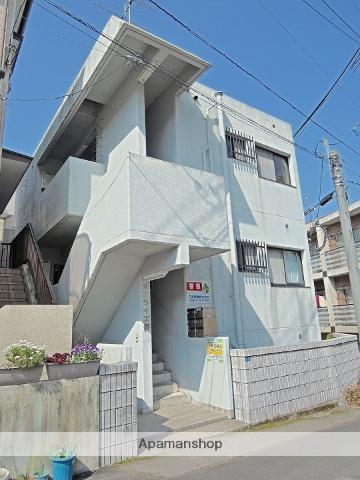 鹿児島県鹿児島市、市役所前駅徒歩28分の築16年 3階建の賃貸マンション