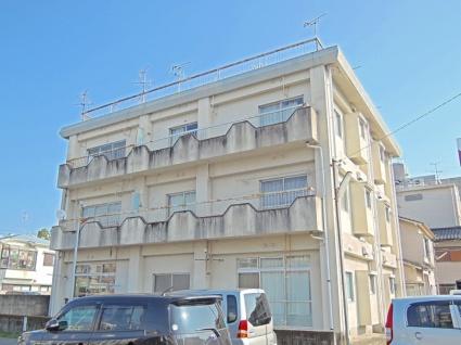 鹿児島県鹿児島市、新屋敷駅徒歩7分の築37年 3階建の賃貸マンション