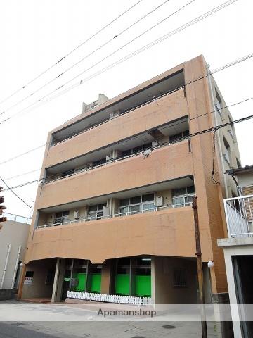 鹿児島県鹿児島市、二中通駅徒歩13分の築40年 4階建の賃貸マンション