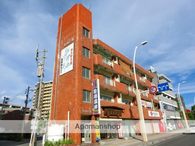 鹿児島県鹿児島市、騎射場駅徒歩9分の築41年 4階建の賃貸マンション