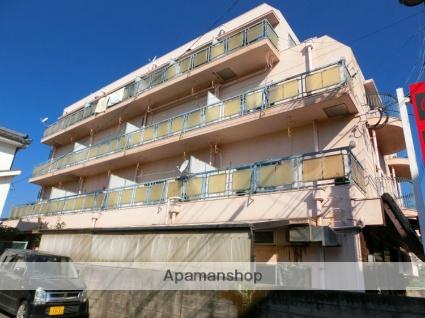 鹿児島県鹿児島市、鴨池駅徒歩9分の築34年 4階建の賃貸マンション