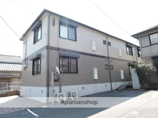 鹿児島県鹿児島市、荒田八幡駅徒歩5分の築18年 2階建の賃貸アパート